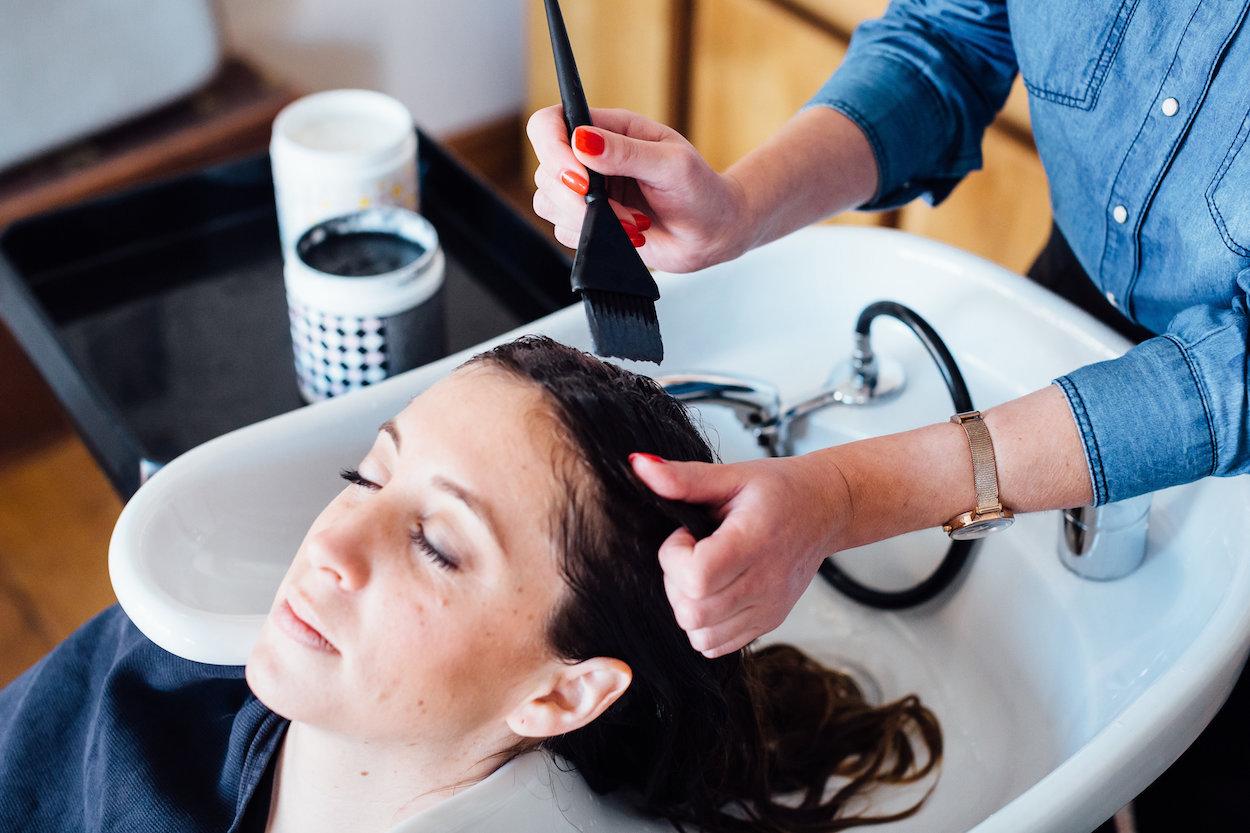 soin cheveux coiffeur toulouse
